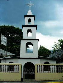An Episcopal Church in Honduras.
